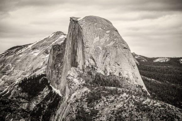 Half Dome - Yosemite - 2010