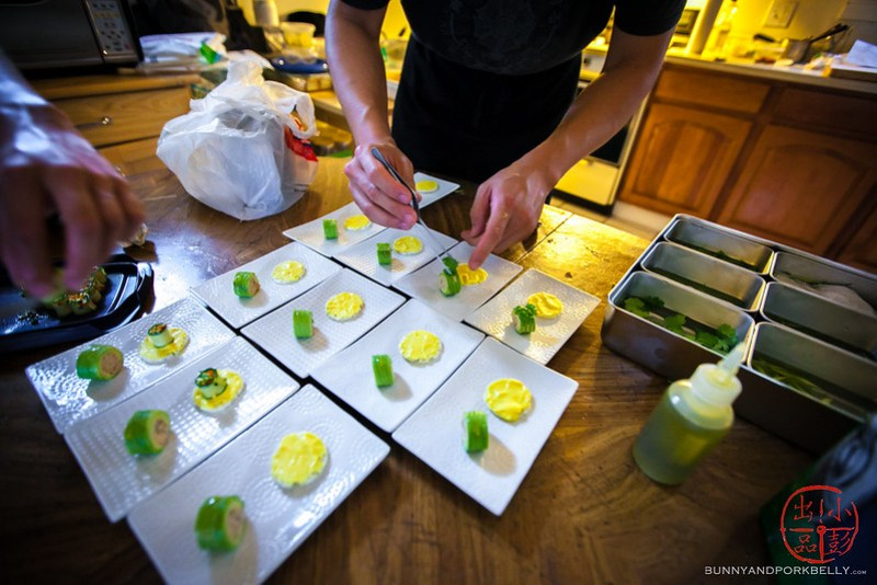 Fine Dining At Home With Private Personal Chef Bing Liu