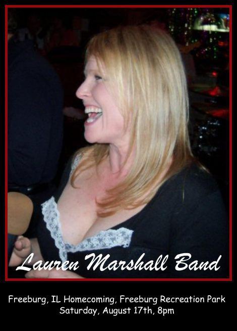 Lauren Marshall 8-17-13