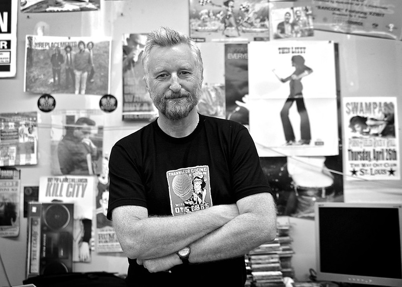 Billy Bragg @ Vintage Vinyl
