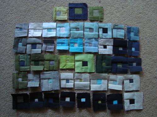 Block cores