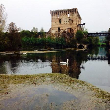 Ponte Visconteo, Borghetto sul Mincio