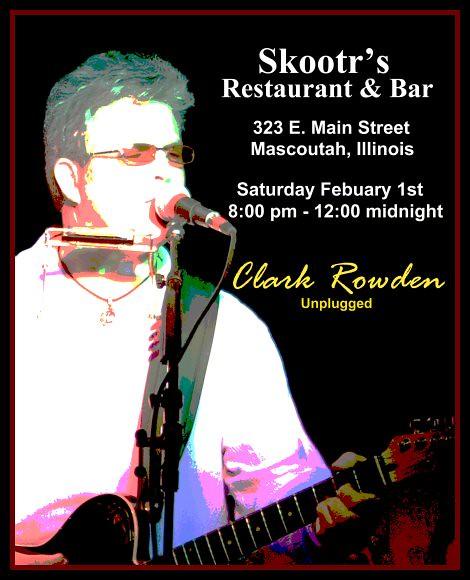 Clark Rowden 2-1-14