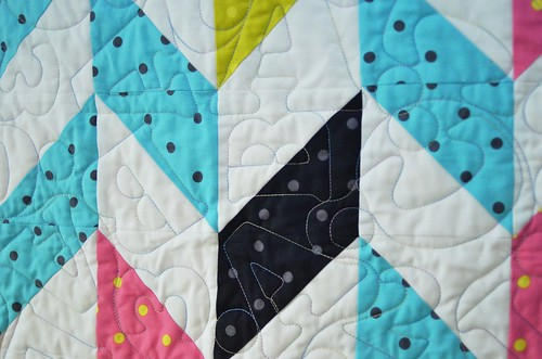 2Quilters - Quilt for Baby Lucas
