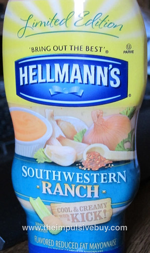 Hellmann's Limited Edition Southwestern Ranch Mayo