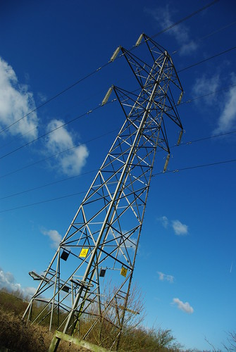 20120219-17_Electricity Pylon - Clifton Lakes by gary.hadden