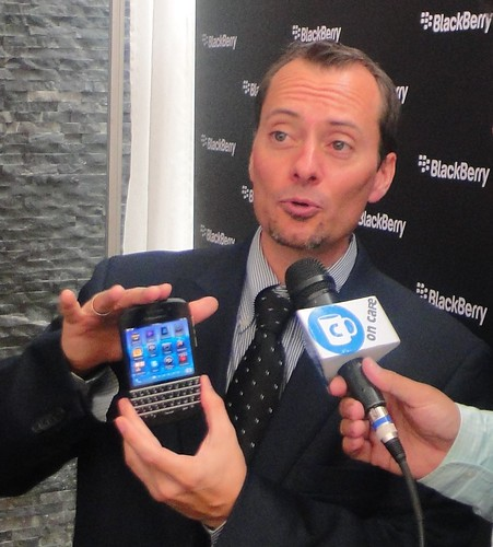 BlackBerry Q10 SQN100-3 viene a Venezuela - Con-cafe com