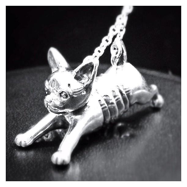 Chihuahua Pendant by Luke Satoru