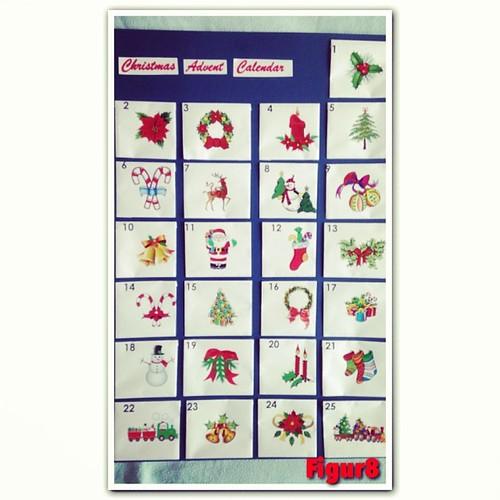 Christmas Activities - advent calendar