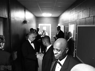 100 Men In Black at UNC Pembroke