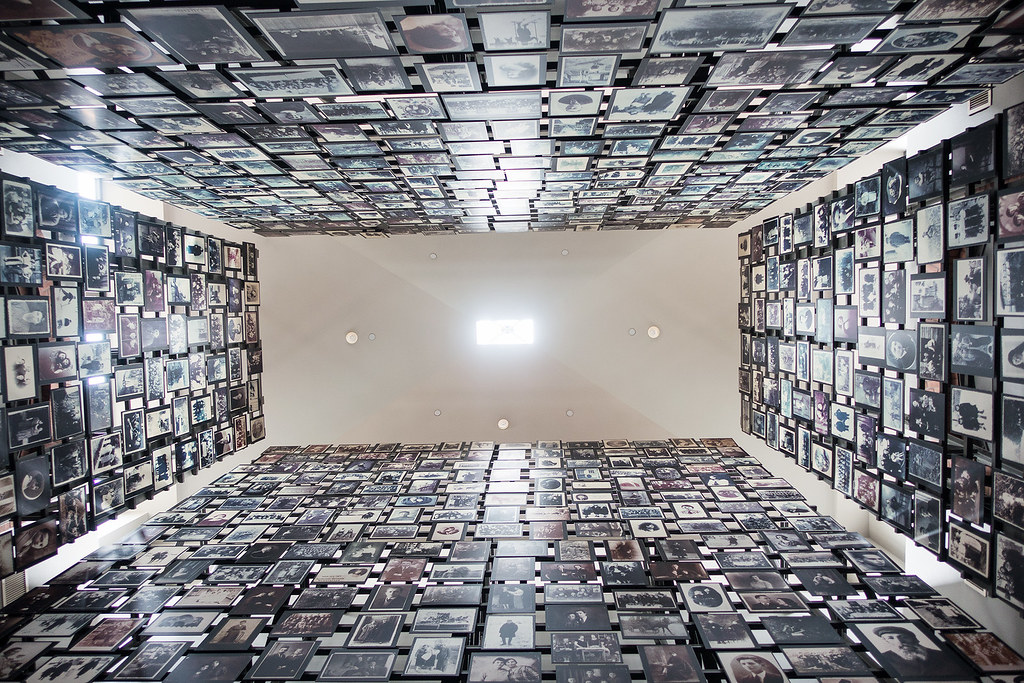 Tower of Faces, Permanent Exhibition