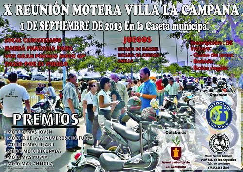 X Reunion Motera Villa La Campana