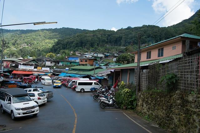 Ban Doi Pui - Hmong hill-tribe village