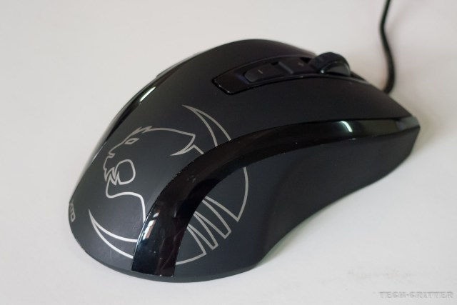 Quick Review: ROCCAT Kone XTD Gaming Mouse 1