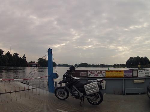 Von der Havel an die Elbe