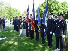 Honor Guard Memorial Day