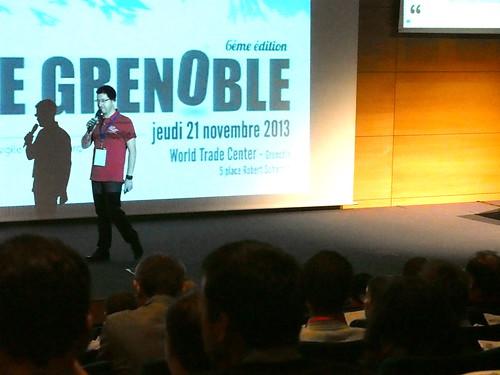 AG13 : Ouverture de la conférence (1)