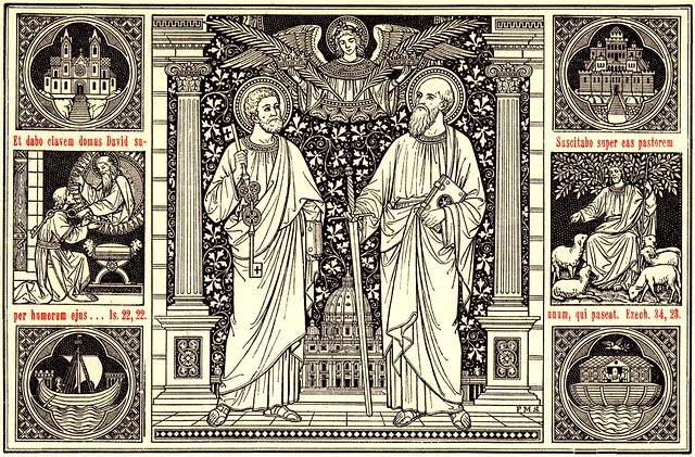 Missale Romanum Petrus Paulus