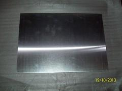 La planxa d'alumini