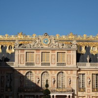 Postcards: Versailles and Trianon (FR)