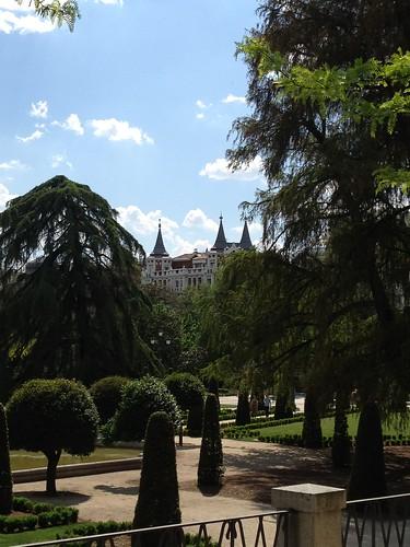 Parque de El Retiro, Madrid