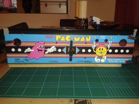 Baby Pacman CPO Artwork