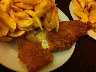 Camera Roll-523 - cod and chips from Catford Chippy