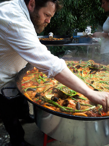 paellaworks in action