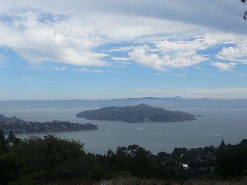 View from Marin Headlands by @lakitalki