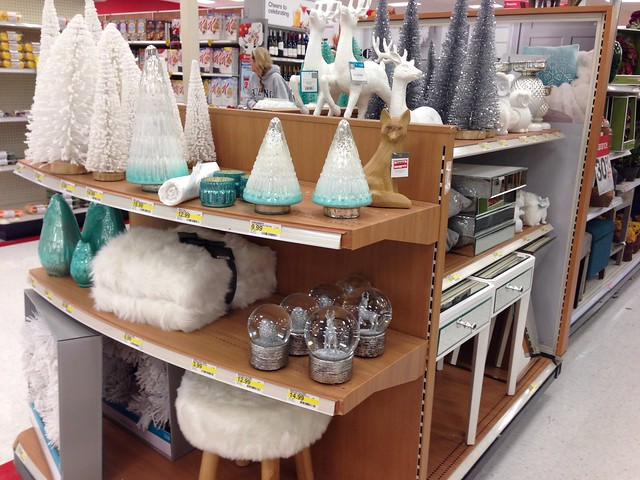 Christmas Decor at Target