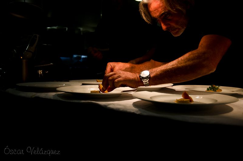 Chef Claude Baco