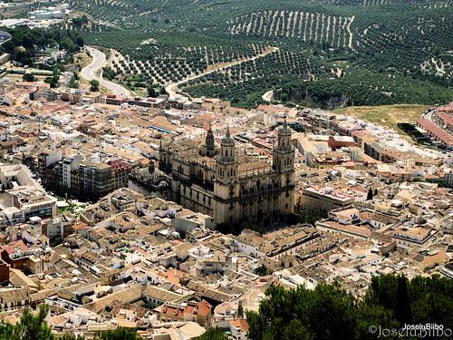 Catedral de la Asunción de Jaén by JoseluBilbo.