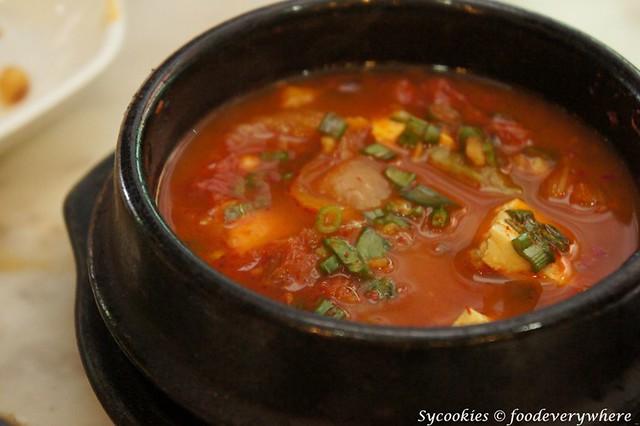 13. San Nae Deul Korean BBQ- kimshi soup RM 15 (1)