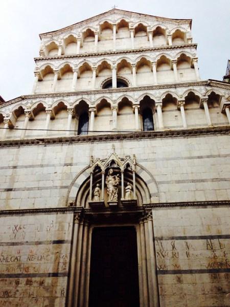 Chiesa di San Michele in Borgo, Pisa