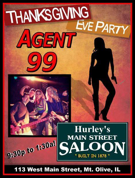 Agent 99 11-27-13