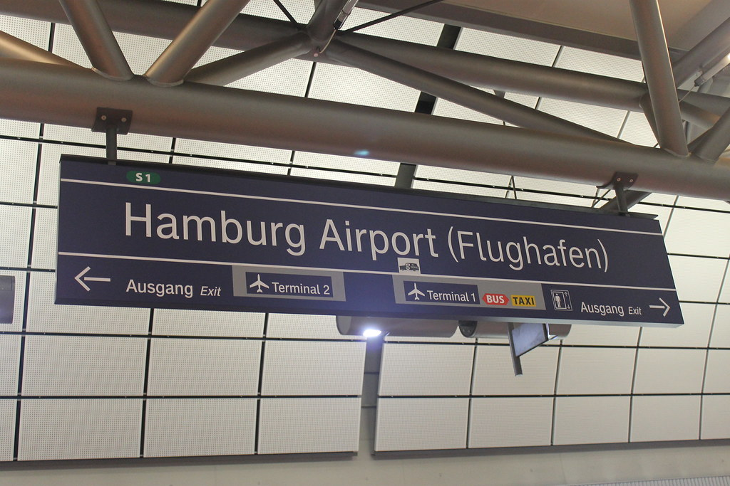 Cómo ir desde el aeropuerto al centro de Hamburgo