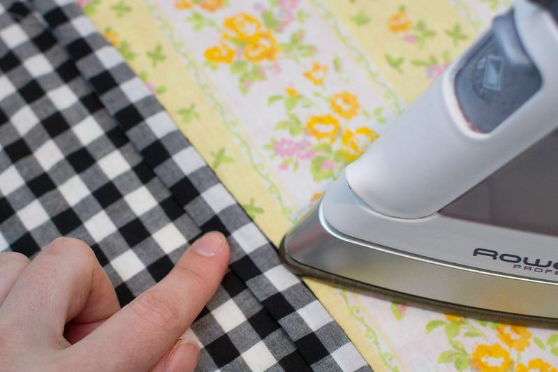 twirly pocket skirt tutorial