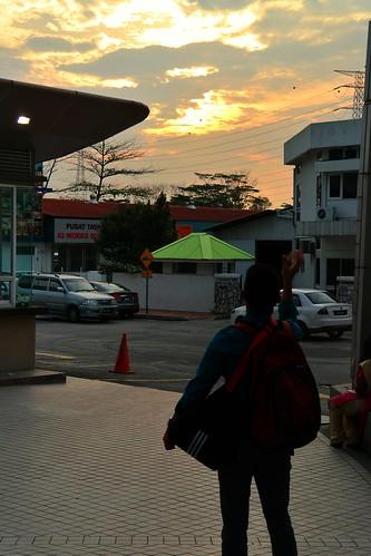 Sunset by mavfrancia