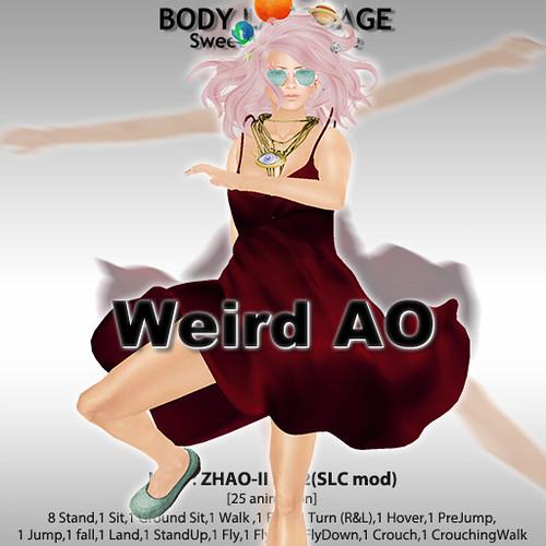 Weird AO (DU5) set