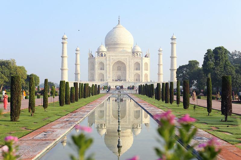 North India trip- Taj Mahal