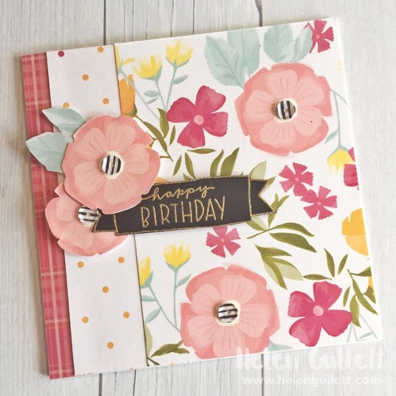 Happy Times: Card 1