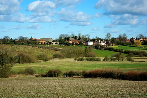 20120219-26_Catthorpe Village (from the south) by gary.hadden