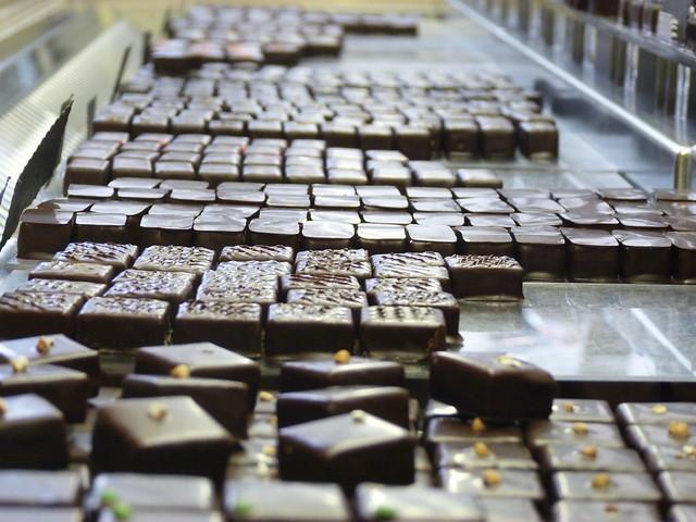 Chocolates - Didier Fourreau