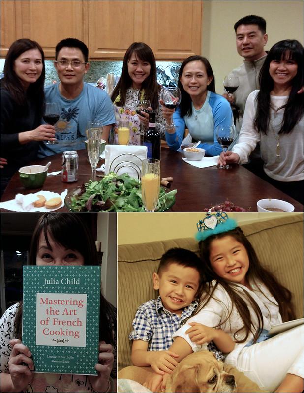 January 2014 Family Dinner