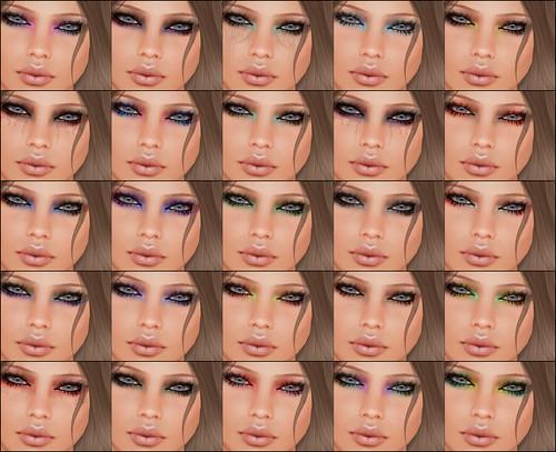 Makeups @ Skin Fair 2014 - Plastik