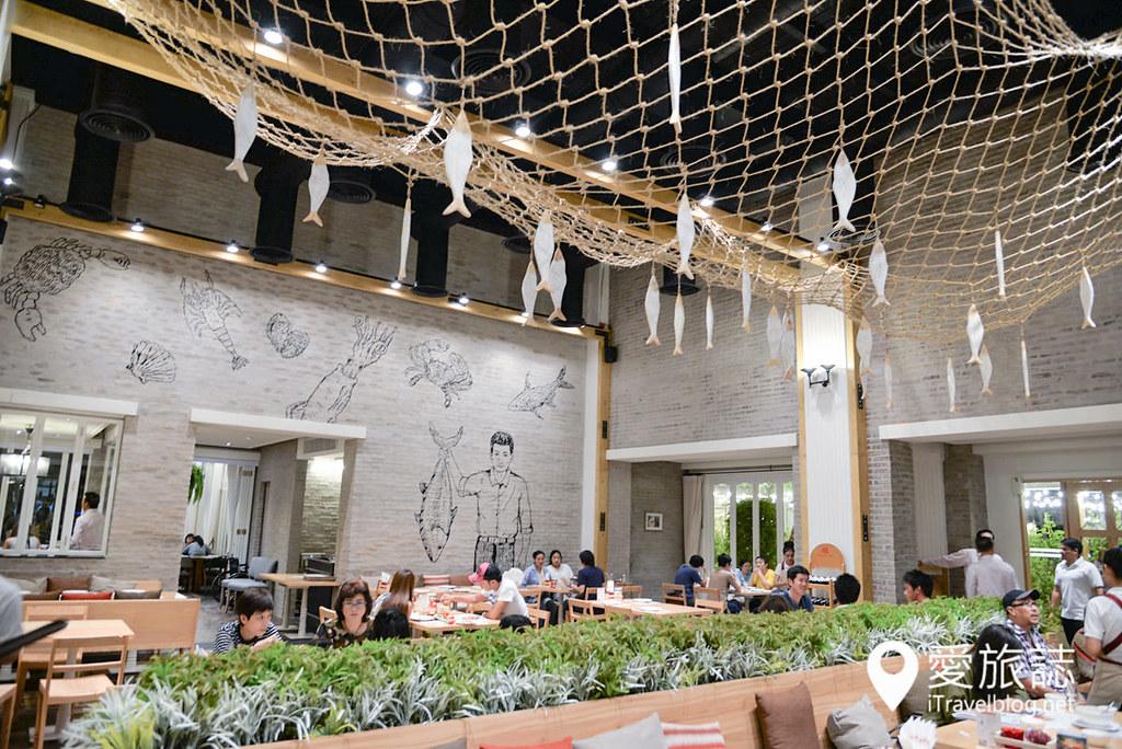 《曼谷美食餐厅》Savoey Seafood:餐点精致的尚味泰海鲜餐厅