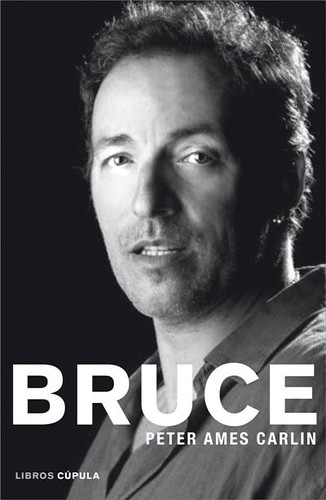 Portada Bruce libros cúpula