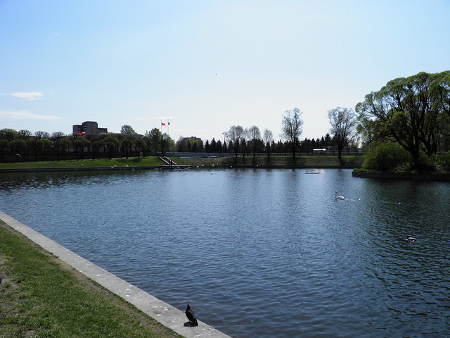 Пруд // Pond
