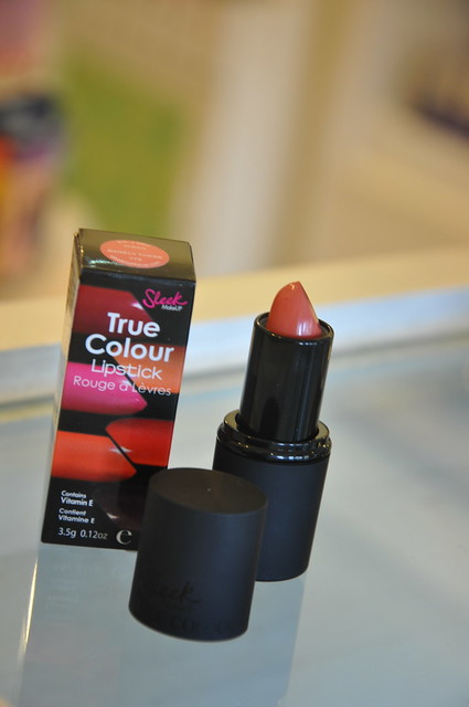 Sleek True Colour Sheen lippie in  Barely There