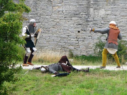 Medieval week 2013